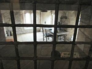 Berkeley castle - Edward II cell