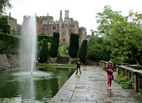 Historic Berkeley Castle UK