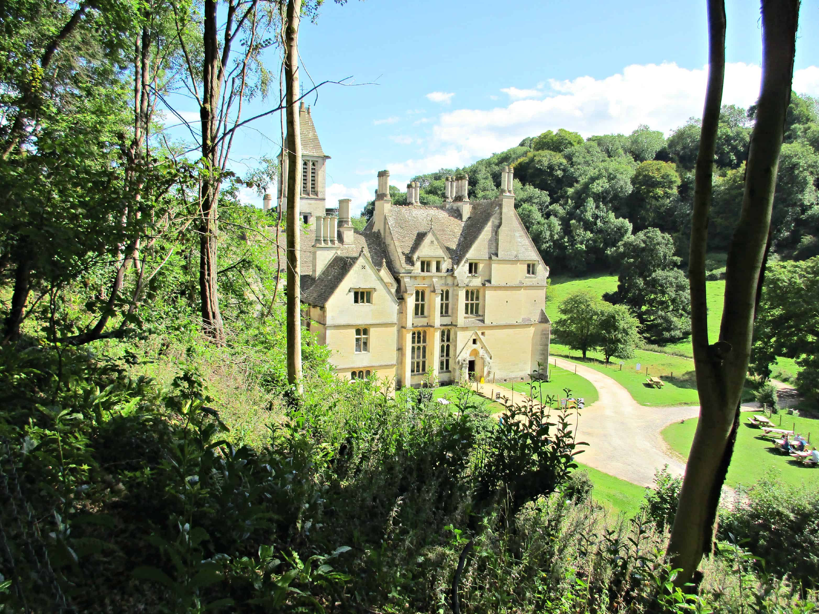 Woodchester Mansion is a Grade I listed house built in a Victorian Gothic style, and situated in a secluded, wooded valley, known as Woodchester Park. This fascinating house was never finished, so offers visitors the opportunity to see how a house of this period was constructed.