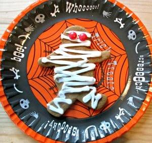Gingerbread Mummy