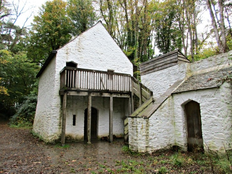 St Fagans National History Museum is an open-air museum in Cardiff chronicling the historical lifestyle, culture, and architecture of the Welsh people.
