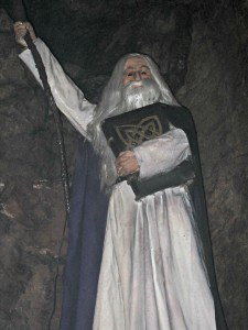 Wizard in Cox's Cave