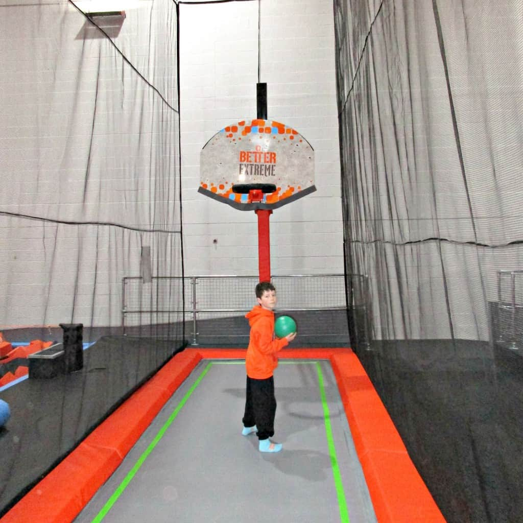 Better Extreme - Dunk Hoops