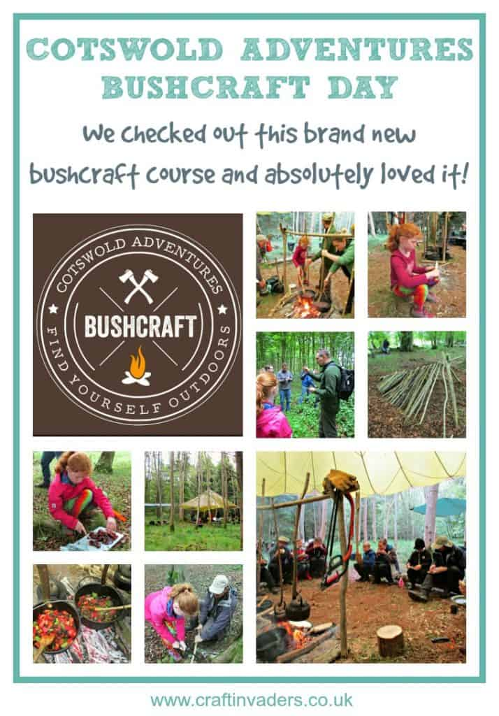 Cotswold Adventures is the brand new Bushcraft day that takes place in the stunning Cotswold hills. This full day course offers a really comprehensive introduction to bushcraft and the opportunity to immerse yourself totally in the experience
