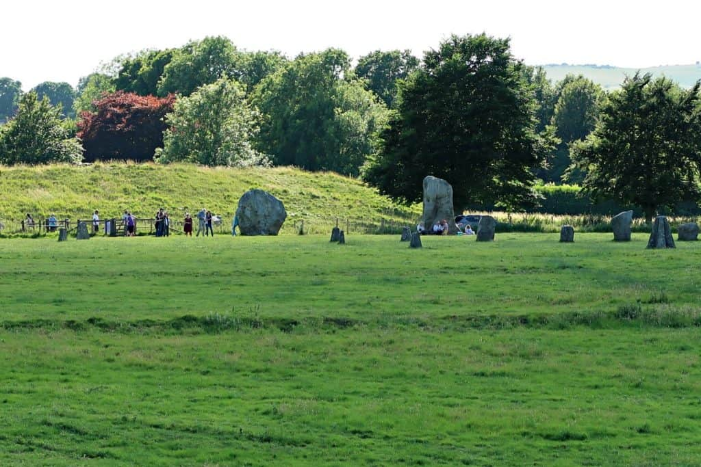 We use an afternoon exploring Avebury Henge the Neolithic World Heritage Site and try out the Salomon X Ultra LTR GTX Men's Hiking Shoes.